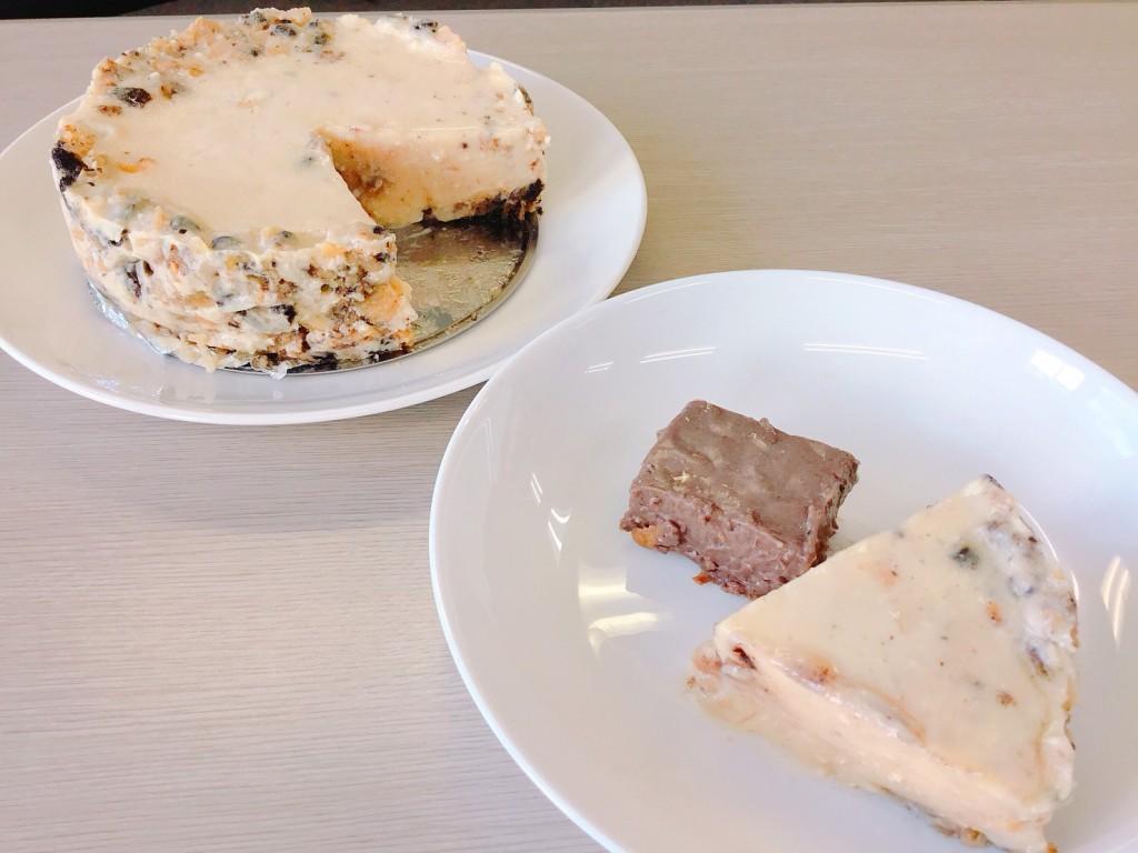 りんご甕酢【チーズケーキ】