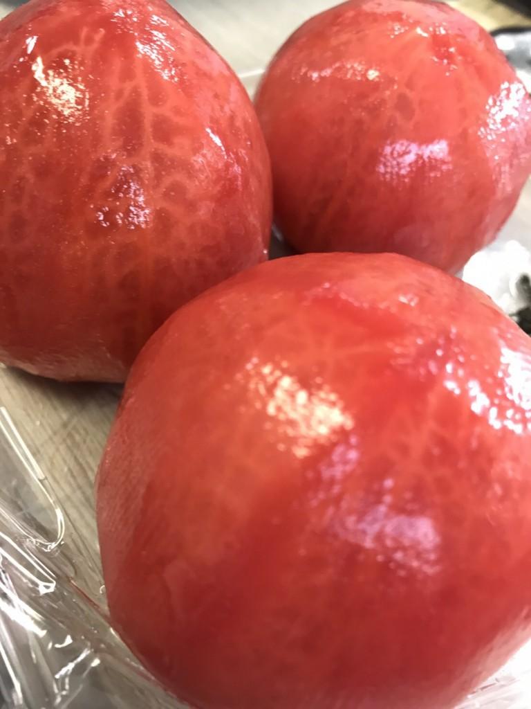 1年熟成甕酢【トマトのピクルス】